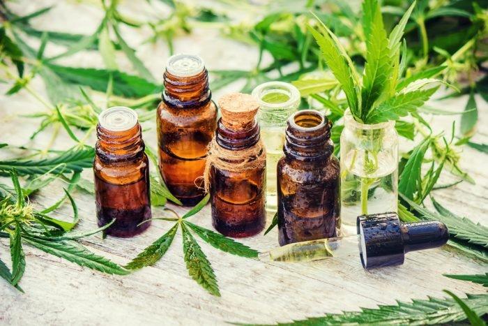 מה ההבדל בין THC ל CBD