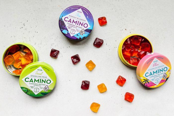 מוצרי קנאביס - סוכריות גומי